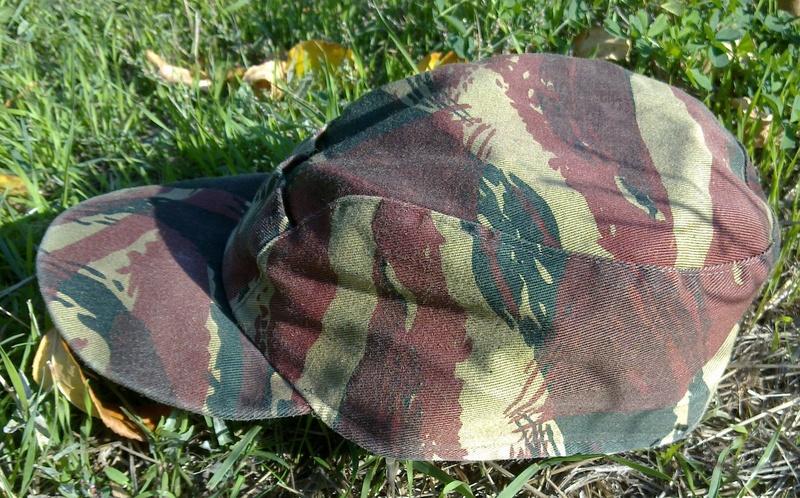 Portugal Lizard camouflage cap? Portug19