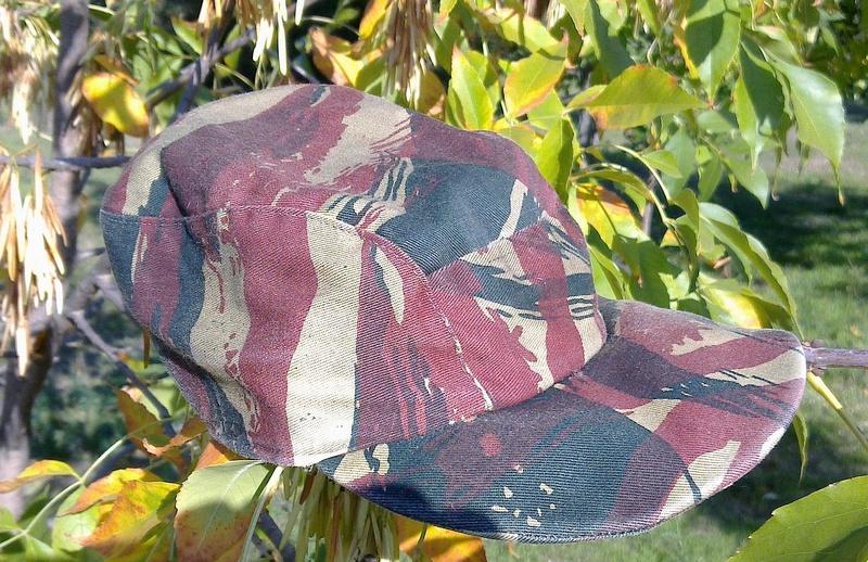 Portugal Lizard camouflage cap? Portug20