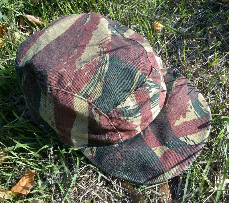 Portugal Lizard camouflage cap? Portug22