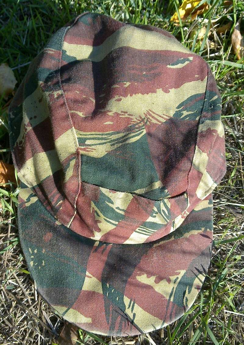 Portugal Lizard camouflage cap? Portug23