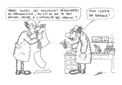 La vaccination obligatoire Bickel10