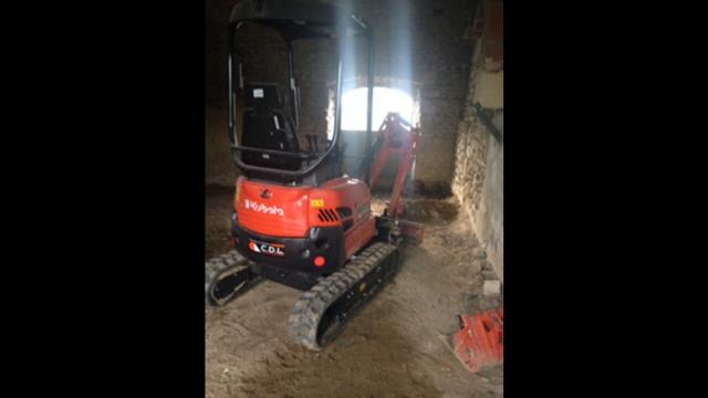 Nouvelle maison, nouveau atelier, nouvelles machines, récap' d'1 an de boulot 2511