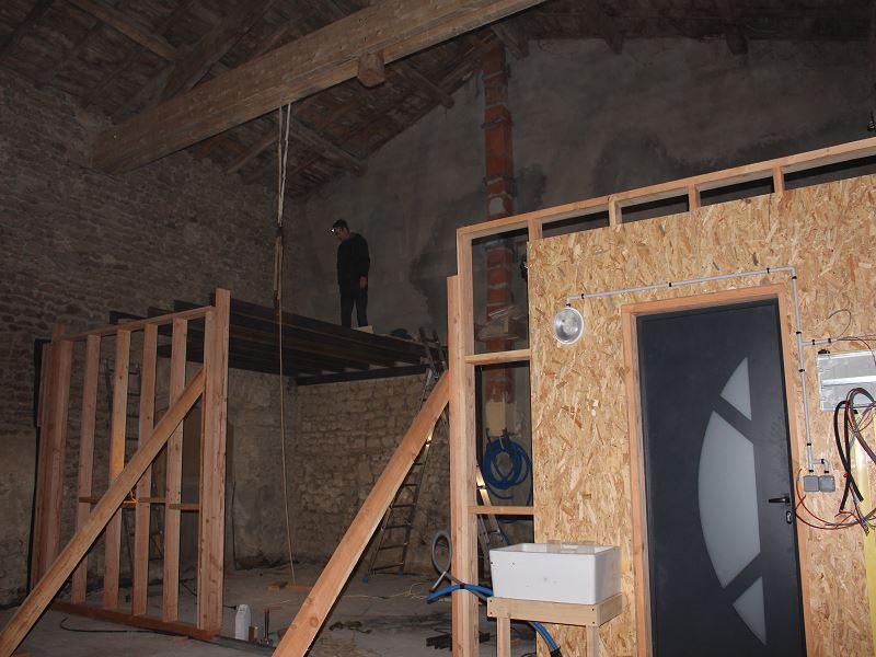 Nouvelle maison, nouveau atelier, nouvelles machines, récap' d'1 an de boulot 3111