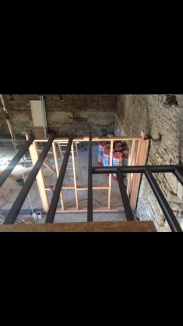Nouvelle maison, nouveau atelier, nouvelles machines, récap' d'1 an de boulot 3611