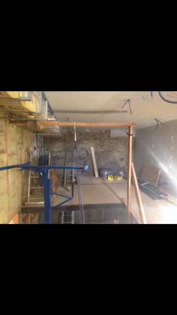 Nouvelle maison, nouveau atelier, nouvelles machines, récap' d'1 an de boulot 3711