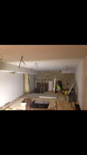 Nouvelle maison, nouveau atelier, nouvelles machines, récap' d'1 an de boulot 3811