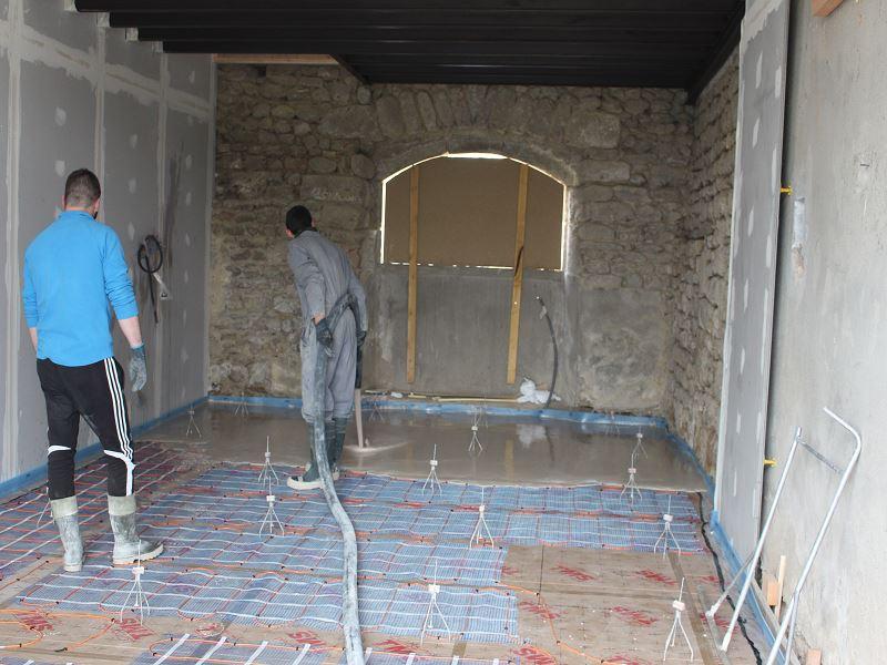 Nouvelle maison, nouveau atelier, nouvelles machines, récap' d'1 an de boulot 4710