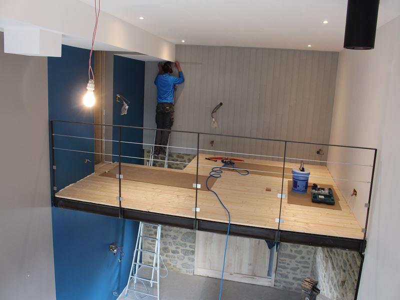 Nouvelle maison, nouveau atelier, nouvelles machines, récap' d'1 an de boulot 5610