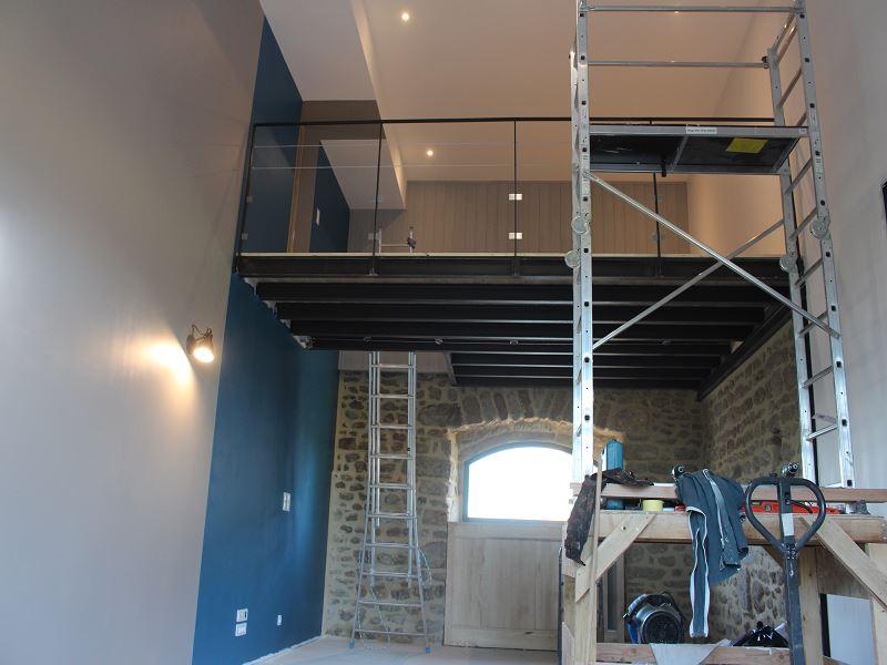 Nouvelle maison, nouveau atelier, nouvelles machines, récap' d'1 an de boulot 5710