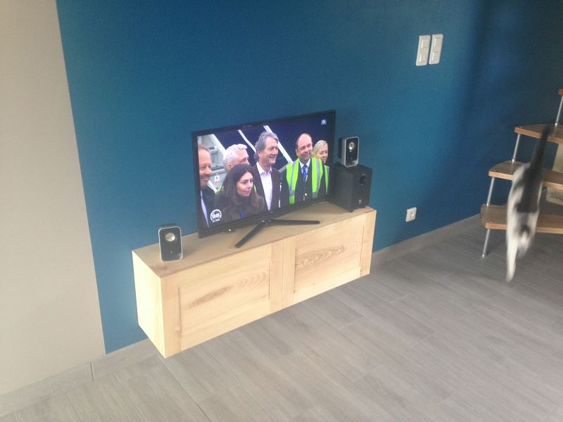 Nouvelle maison, nouveau atelier, nouvelles machines, récap' d'1 an de boulot 6010