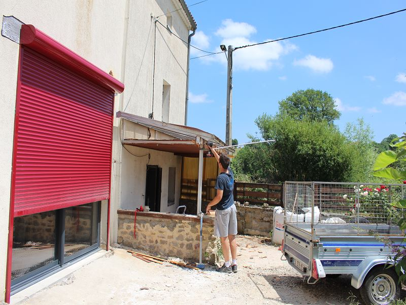 Nouvelle maison, nouveau atelier, nouvelles machines, récap' d'1 an de boulot 61_10