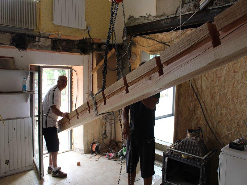 Nouvelle maison, nouveau atelier, nouvelles machines, récap' d'1 an de boulot 6910