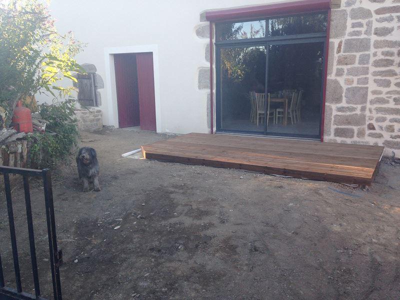 Nouvelle maison, nouveau atelier, nouvelles machines, récap' d'1 an de boulot 7910