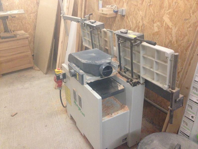 Nouvelle maison, nouveau atelier, nouvelles machines, récap' d'1 an de boulot 8310