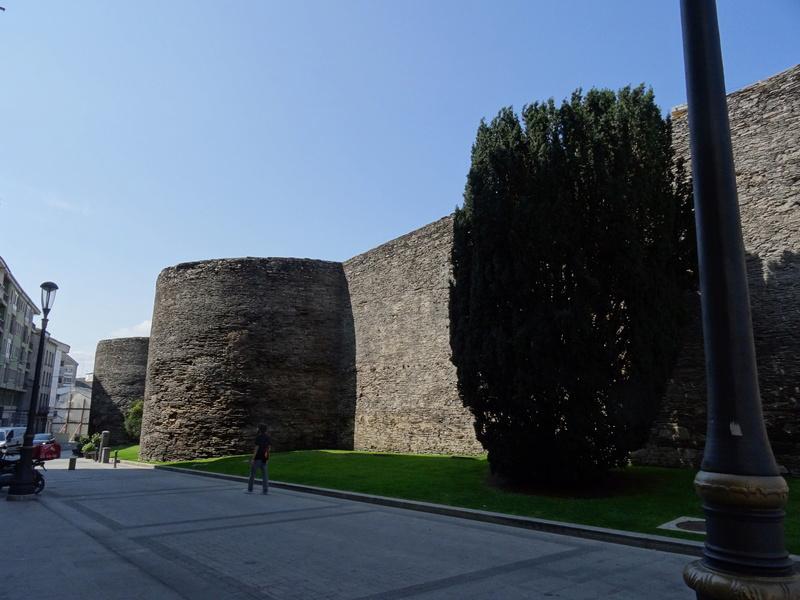 Lugo, Galice Dsc03012