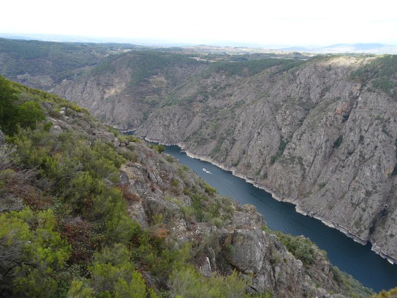 Gorges du Sil, Galice Dsc03111