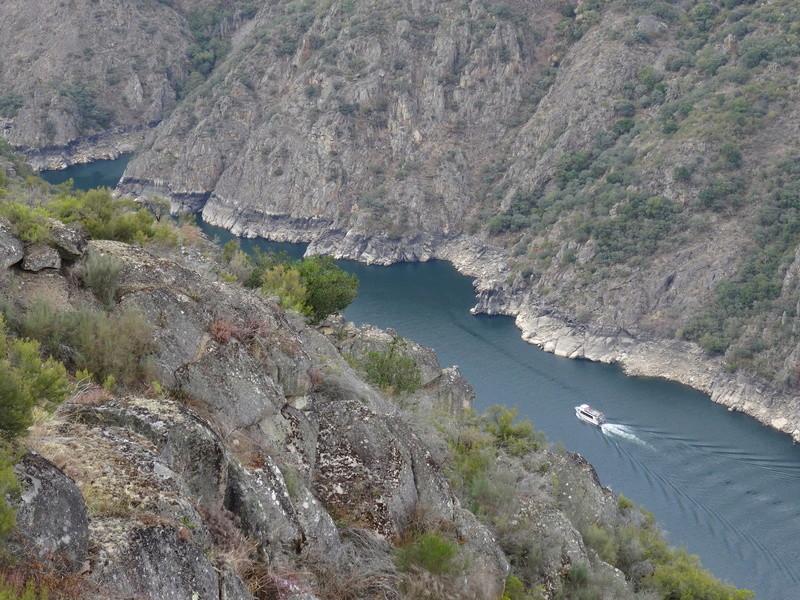 Gorges du Sil, Galice Dsc03112