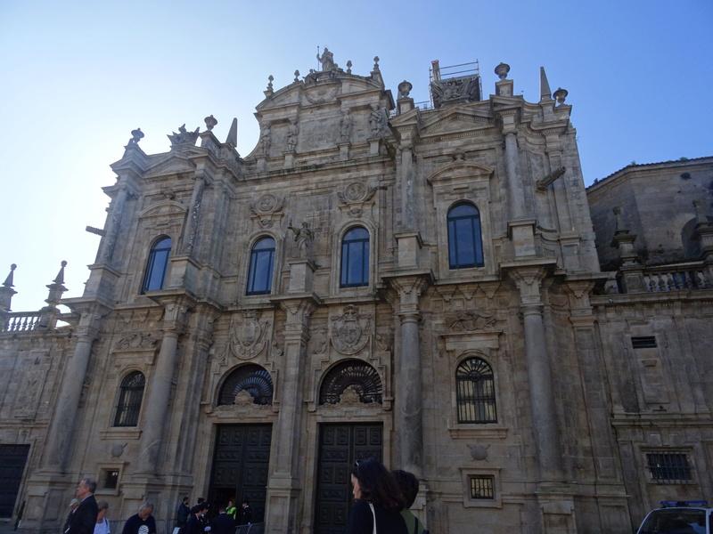 Santiago de Compostela  Dsc03612