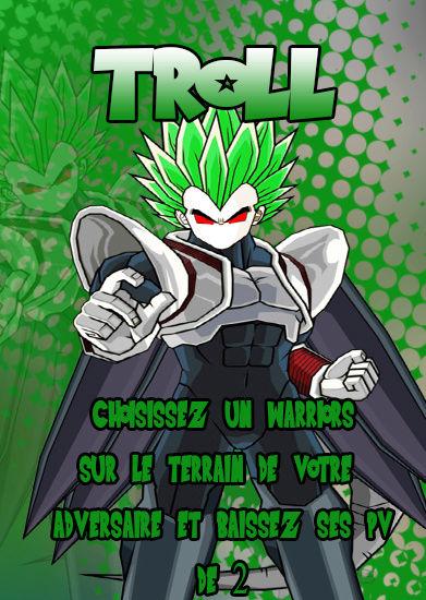 RPG Dragon Ball Card !! Troll10