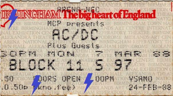 1988 / 03 / 07 - UK, Birmingham, National Exhibition Centre 07_03_10