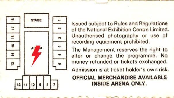 1988 / 03 / 07 - UK, Birmingham, National Exhibition Centre 07_03_11