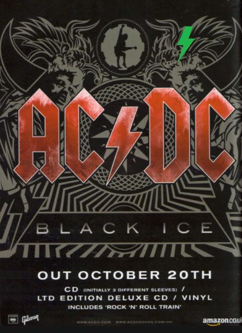 2008 - Black ice 112