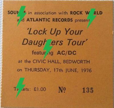 1976 / 06 / 17 - UK, Bedworth, Civic hall 17_06_10