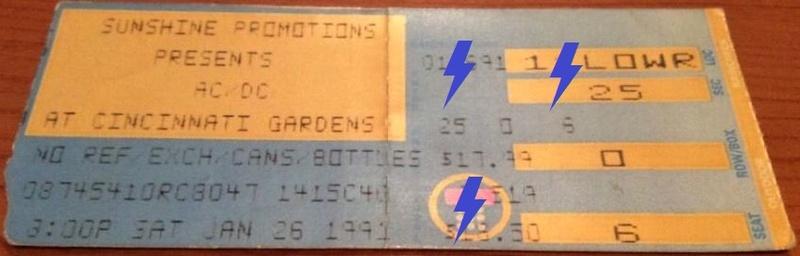1991 / 01 / 26 - USA, Cincinatti, Cincinatti Gardens 26_01_10