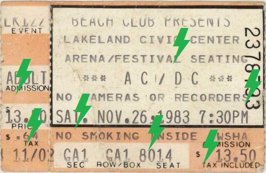 1983 / 11 / 26 - USA, Orlando, Lakeland Civic Center 26_11_10