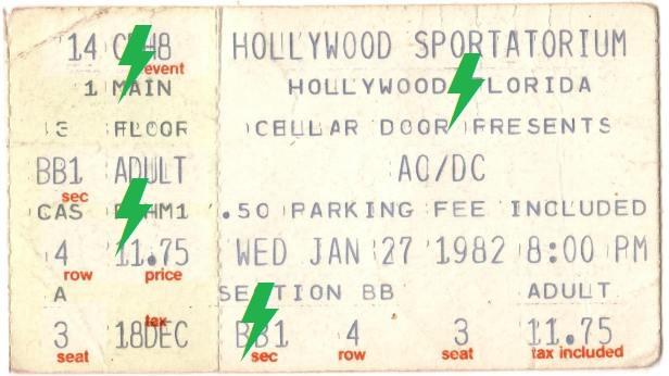 1982 / 01 / 27 - USA, Hollywood, Sportatorium 27_01_10