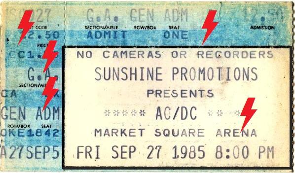 1985 / 09 / 27 - USA, Indianapolis, Market Square Arena 27_09_10