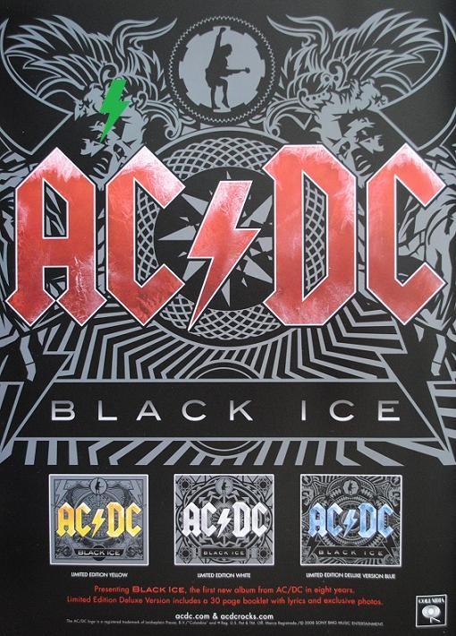 2008 - Black ice 311