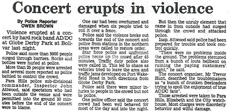 1988 / 02 / 17 - AUS, Adelaide, Globe Derby Park Fhghfg10