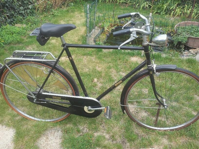 Vélo GITANE homme de ville  2017-115