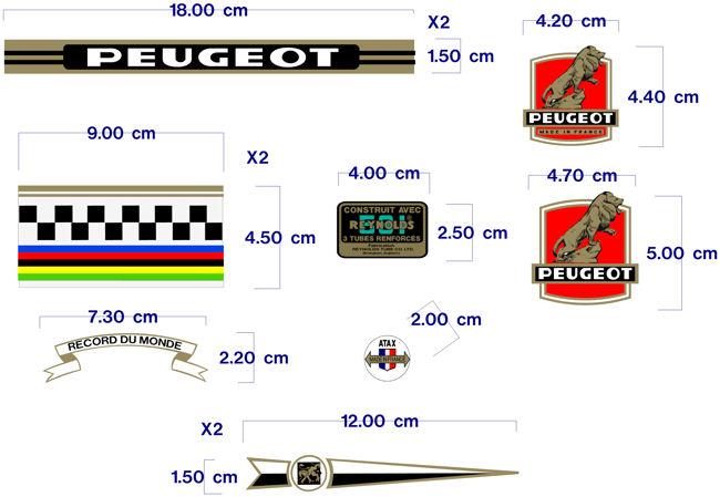 PEUGEOT PR10L (1972 - 73) Peugeo10