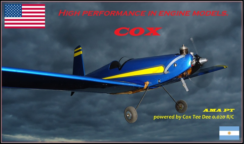 *Cox Engine of The Month* Submit your pictures! -July 2017-  Teedee11