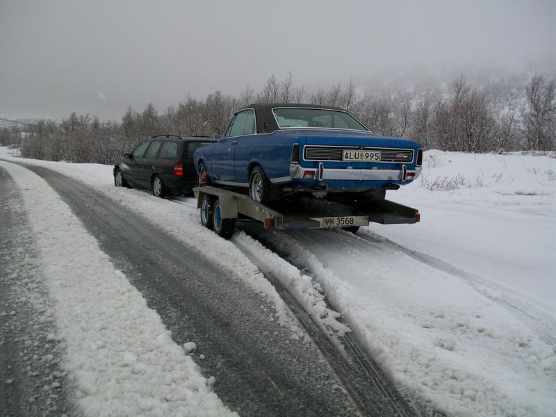 Håkon og Liv-Marit`s biler 07810