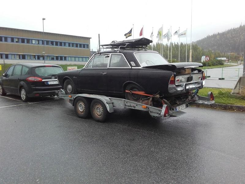 John Børge`s kjøretøy 20150910