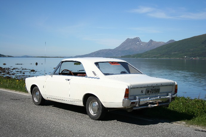 Petter`s kjøretøy Forden10