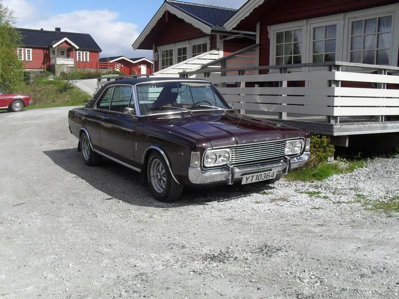 Knut Arild`s kjøretøyer M-tref16