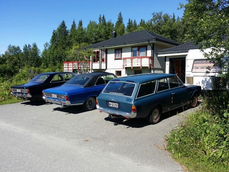 Håkon og Liv-Marit`s biler Tlf_2812