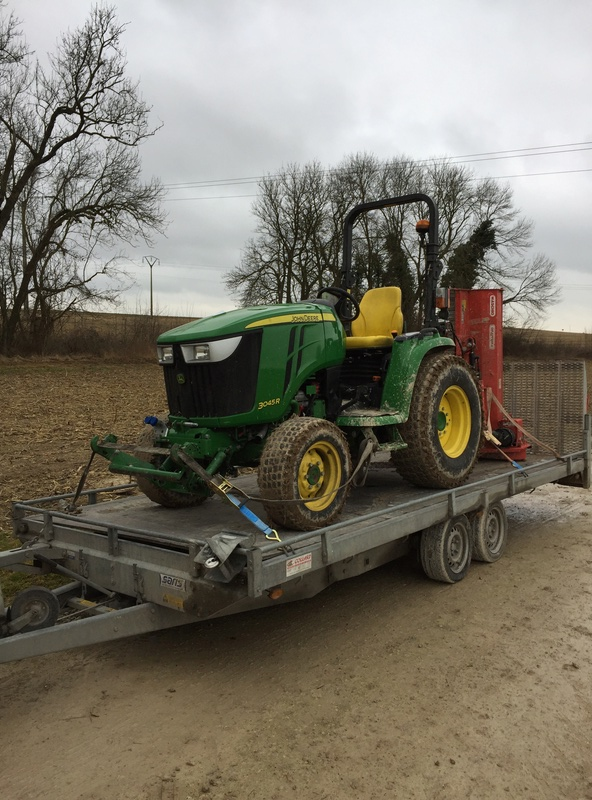 Micro Tracteur Img_1310
