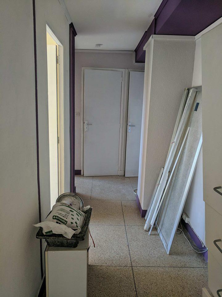 Tout à faire : couloir 22291610