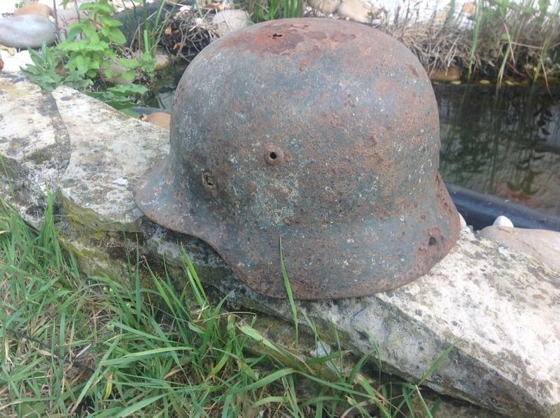 Casque allemand WW2 Casque10