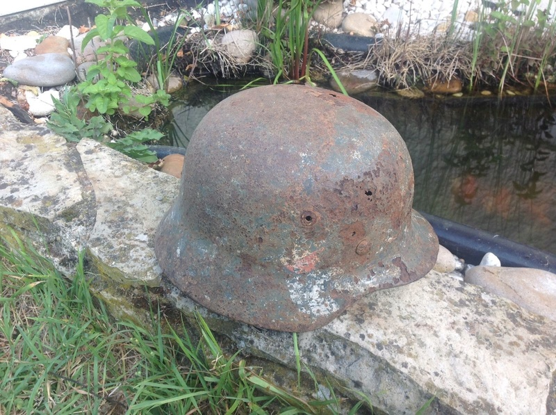Casque allemand WW2 Casque11