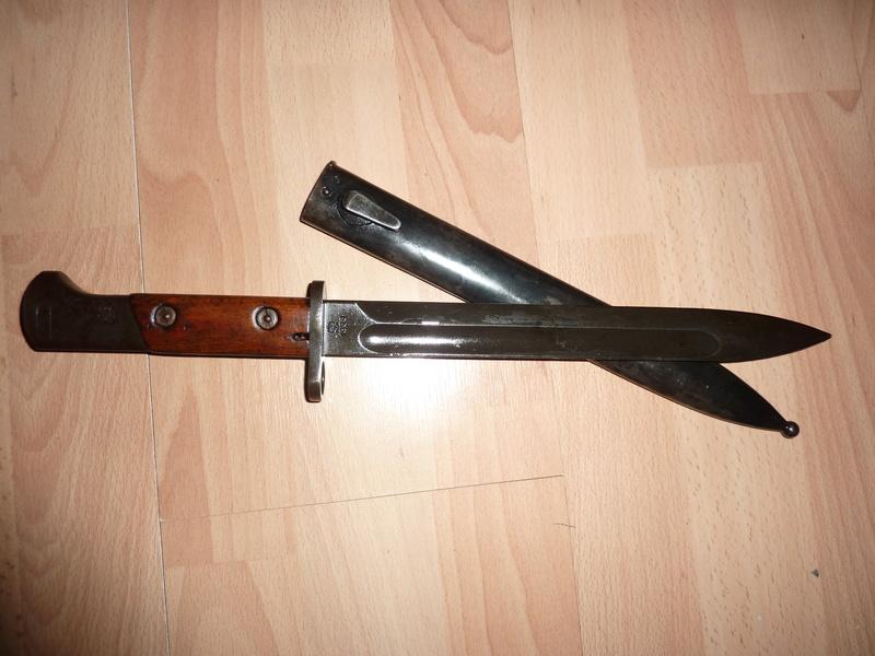 Baionnette Mauser FB Radom wz 28 (29 ) 1939_012