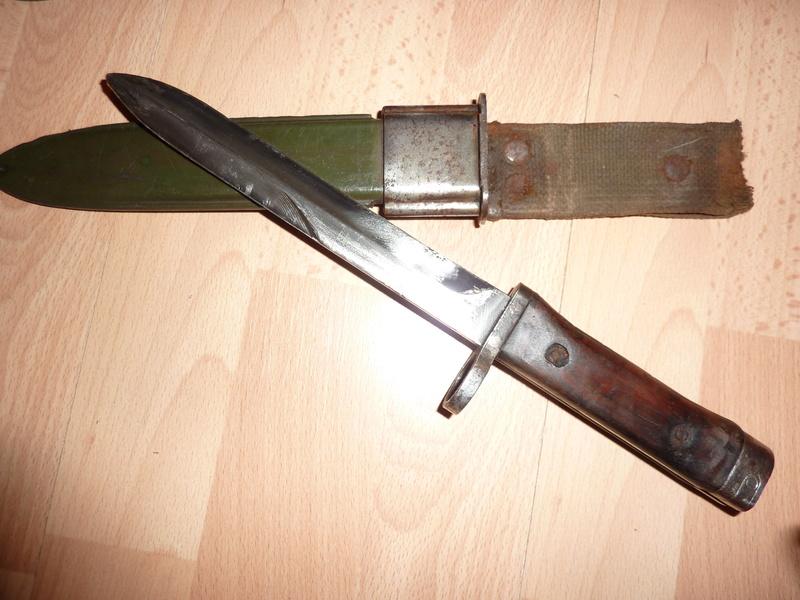 Une baionnette  AR-10 Ar15_020