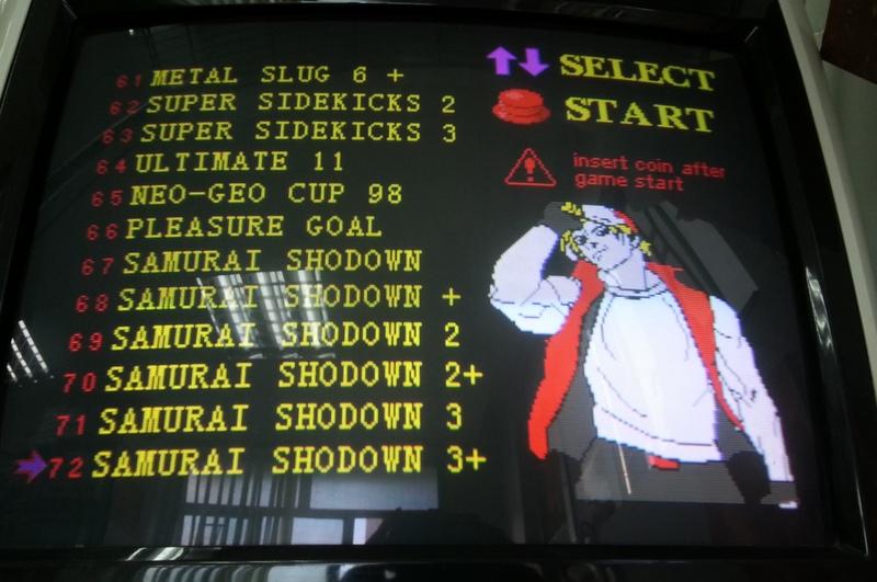 Cotes des jeux Neo Geo AES Jap - Page 4 6-b10