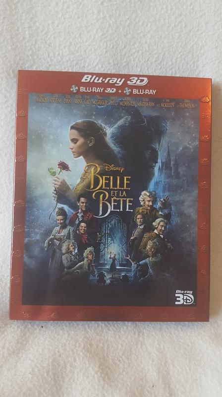 [BD 3D + BD + DVD] La Belle et la Bête (23 août 2017) - Page 7 20170810