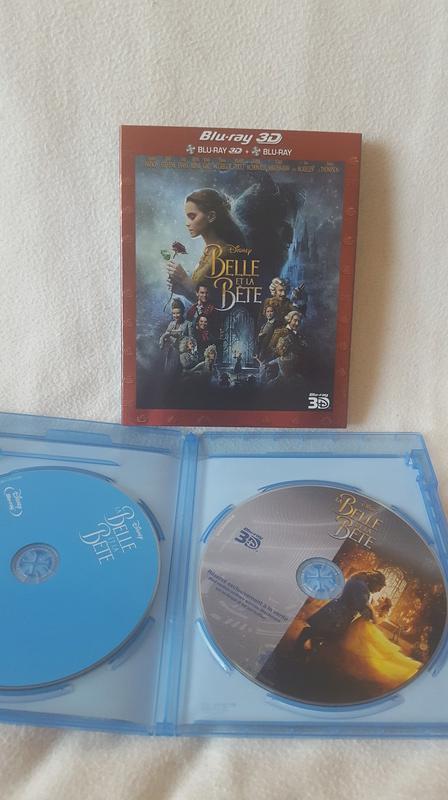 [BD 3D + BD + DVD] La Belle et la Bête (23 août 2017) - Page 7 20170812